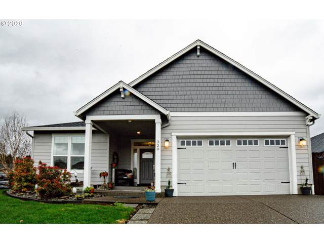 328 Lolo Trail Ave, Woodland, WA 98674 (MLS #20630463) :: Townsend Jarvis Group Real Estate