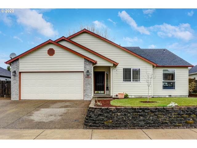 2003 Coho Ave, Albany, OR 97321 (MLS #20630898) :: Song Real Estate