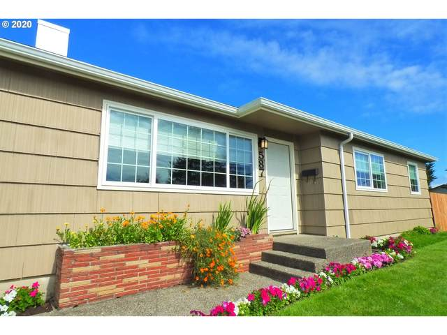 587 Madison St, Coos Bay, OR 97420 (MLS #20631211) :: Beach Loop Realty