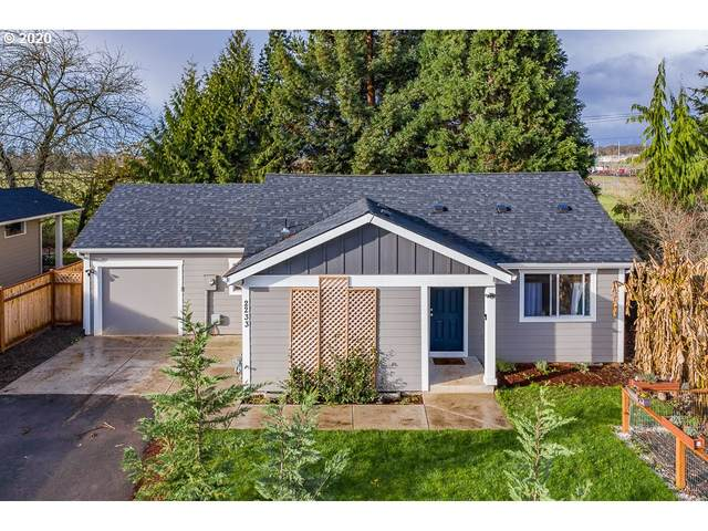 2233 Evergreen Ave, Salem, OR 97301 (MLS #20631685) :: Next Home Realty Connection