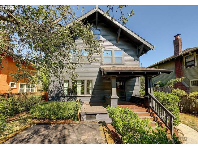 3015 NE Weidler St, Portland, OR 97232 (MLS #20631813) :: The Galand Haas Real Estate Team
