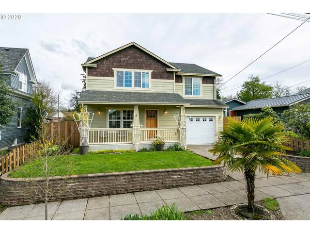 1172 NE Morton St, Portland, OR 97211 (MLS #20632550) :: The Galand Haas Real Estate Team