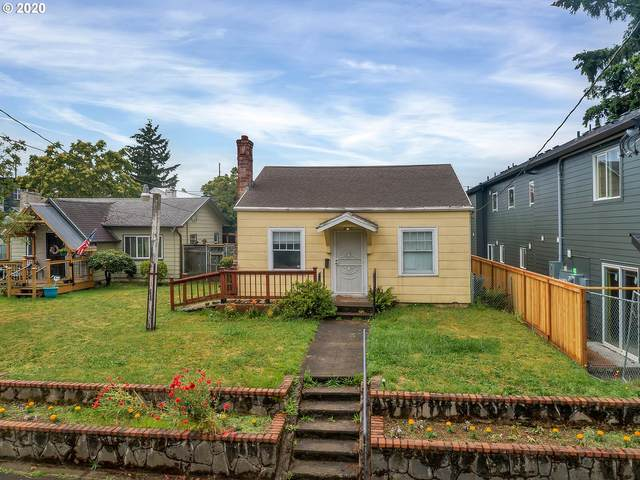 6821 N Montana Ave, Portland, OR 97217 (MLS #20633163) :: Next Home Realty Connection