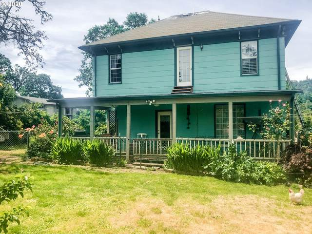183 Page Rd, Winchester, OR 97495 (MLS #20634312) :: Townsend Jarvis Group Real Estate