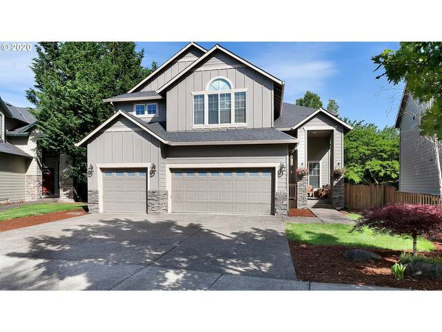 17450 SW Inkster Dr, Sherwood, OR 97140 (MLS #20634762) :: McKillion Real Estate Group