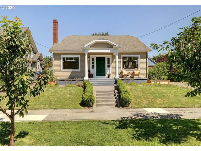 2821 NE Knott St, Portland, OR 97212 (MLS #20634888) :: Brantley Christianson Real Estate