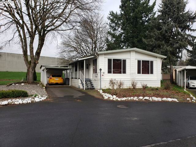5404 NE 121ST Ave #6, Vancouver, WA 98682 (MLS #20635219) :: Next Home Realty Connection