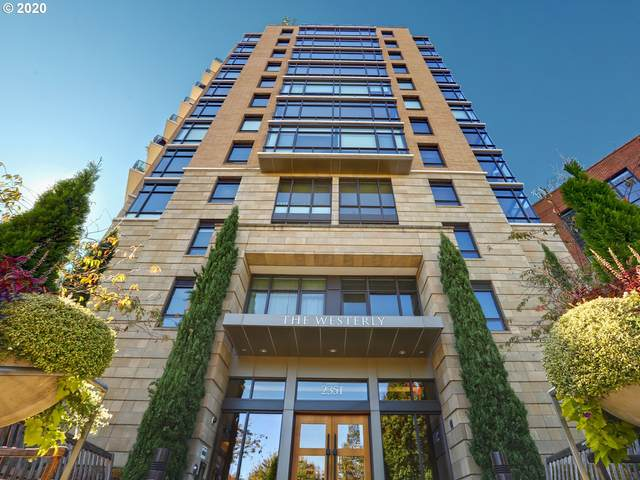 2351 NW Westover Rd #401, Portland, OR 97205 (MLS #20635299) :: The Galand Haas Real Estate Team