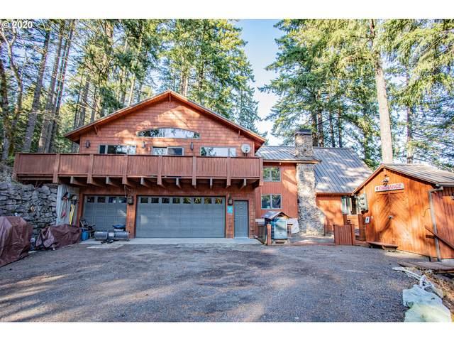 41 Private Lake Rd, White Salmon, WA 98672 (MLS #20635325) :: Fox Real Estate Group