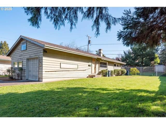 3355 Harris St, Eugene, OR 97405 (MLS #20635572) :: Song Real Estate