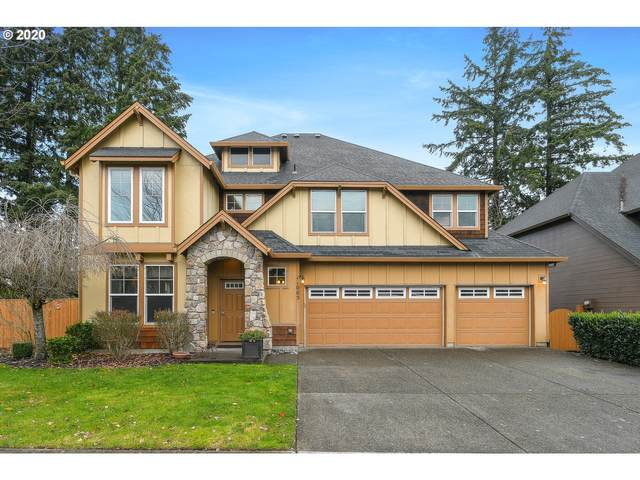 11005 NW 12TH Ave, Vancouver, WA 98685 (MLS #20635792) :: Holdhusen Real Estate Group