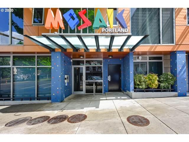 1410 SW 11TH Ave #808, Portland, OR 97201 (MLS #20636383) :: Beach Loop Realty