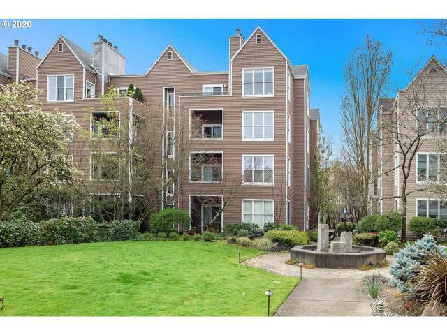 305 S Montgomery St #403, Portland, OR 97201 (MLS #20636606) :: Song Real Estate