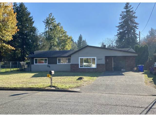 2837 SE 151ST Ave, Portland, OR 97236 (MLS #20636886) :: Next Home Realty Connection