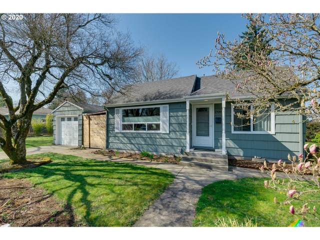 1709 SE 89TH Ave, Portland, OR 97216 (MLS #20637105) :: Holdhusen Real Estate Group