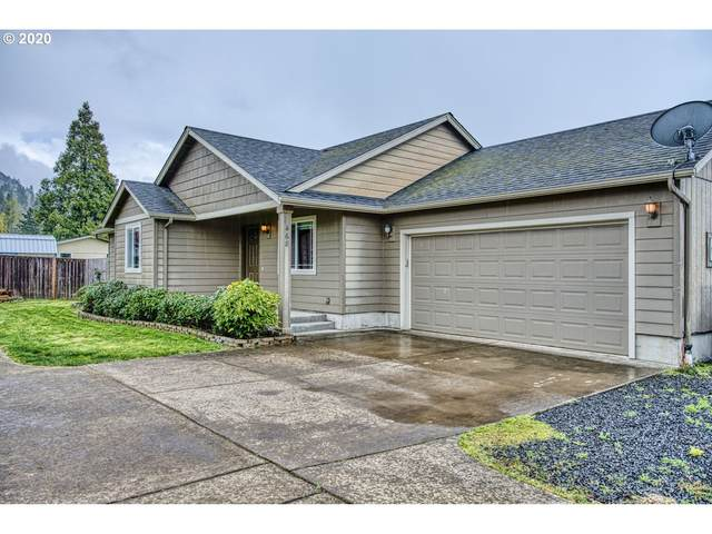 468 N Moss St, Lowell, OR 97452 (MLS #20637123) :: Song Real Estate