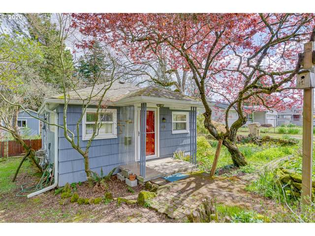 12650 SE 23RD Ave, Milwaukie, OR 97222 (MLS #20637611) :: Song Real Estate