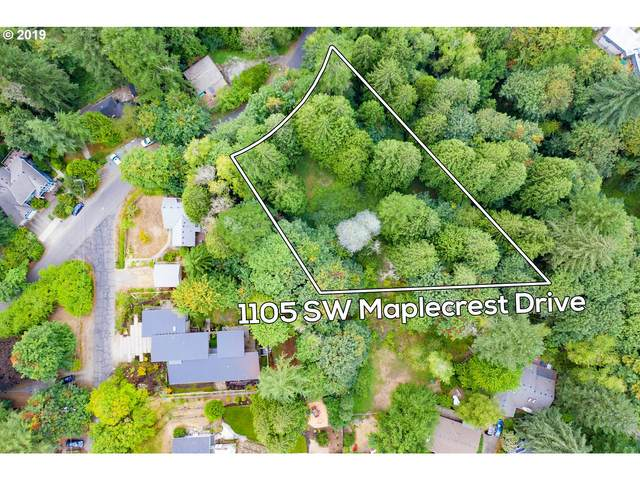 1105 SW Maplecrest Dr, Portland, OR 97219 (MLS #20637718) :: Gustavo Group