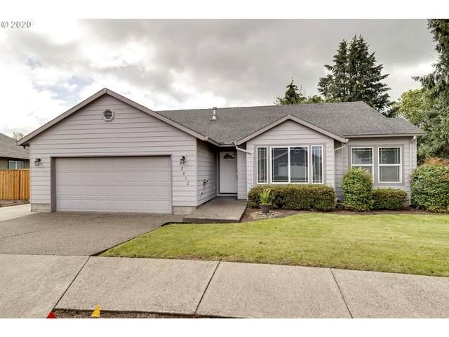 12872 Marysville Ln, Oregon City, OR 97045 (MLS #20638038) :: The Liu Group