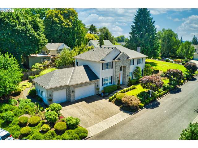 12730 Adrian Ct, Lake Oswego, OR 97034 (MLS #20638897) :: Fox Real Estate Group