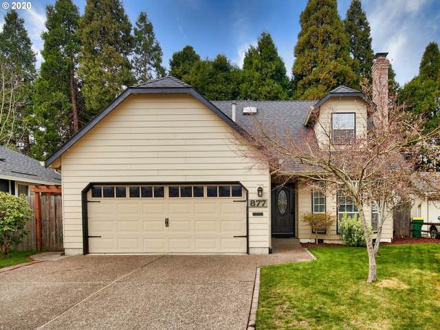 877 SW 217TH Ave, Beaverton, OR 97003 (MLS #20639143) :: McKillion Real Estate Group