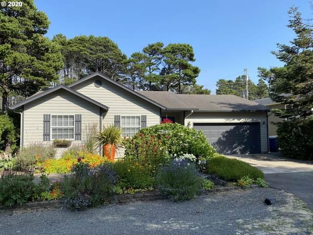 5860 Hacienda Ave, Gleneden Beach, OR 97388 (MLS #20639261) :: Holdhusen Real Estate Group