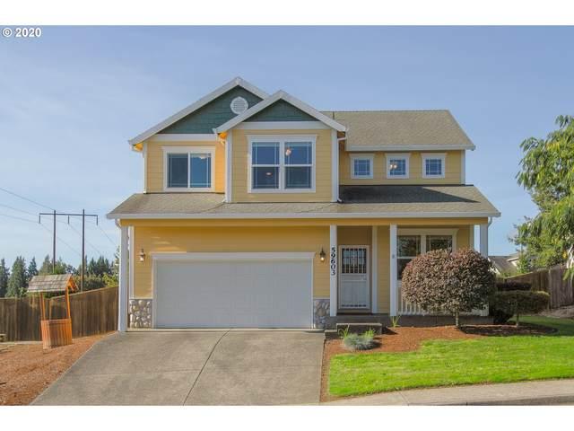 59603 Oak Ridge St, St. Helens, OR 97051 (MLS #20639325) :: Premiere Property Group LLC