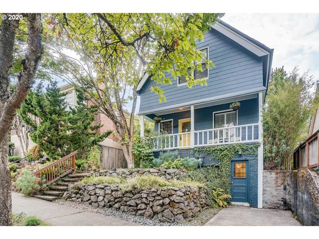 1623 NW 28TH Ave, Portland, OR 97210 (MLS #20639606) :: Next Home Realty Connection