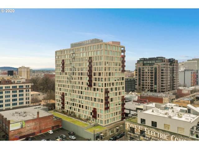 937 NW Glisan St #1531, Portland, OR 97209 (MLS #20640558) :: Premiere Property Group LLC