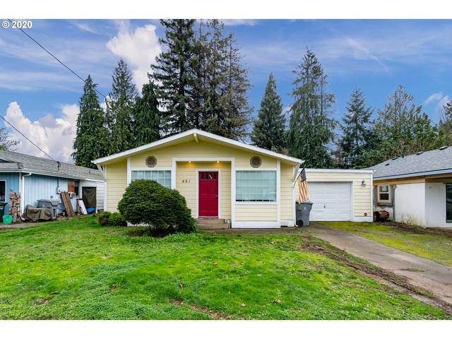 461 SW 5TH Ave, Canby, OR 97013 (MLS #20640624) :: Matin Real Estate Group