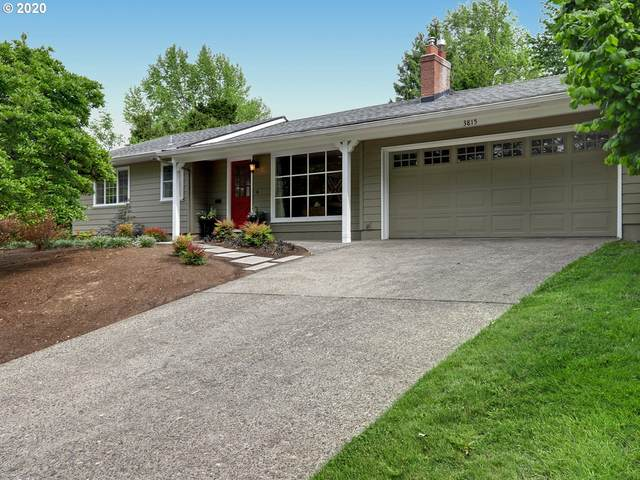 3815 SW Vermont St, Portland, OR 97219 (MLS #20640997) :: Holdhusen Real Estate Group