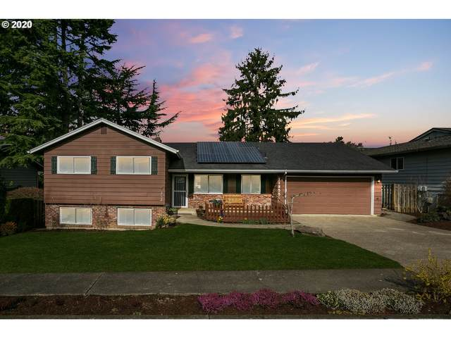 11855 SW Belmont Ter, Beaverton, OR 97008 (MLS #20641856) :: Stellar Realty Northwest