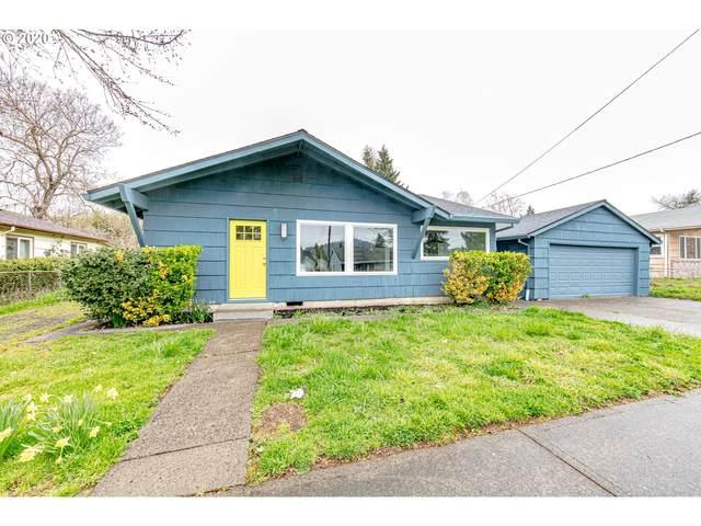 10027 SE Harold St, Portland, OR 97266 (MLS #20641913) :: Fox Real Estate Group