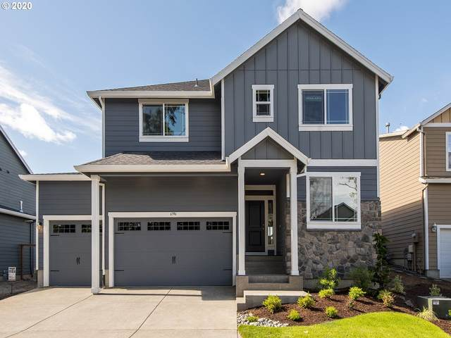 147 N 35th Pl, Cornelius, OR 97113 (MLS #20642363) :: Next Home Realty Connection