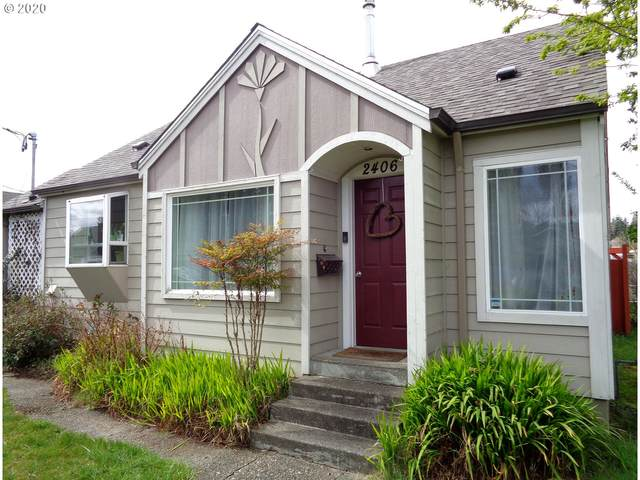 2406 Marion, North Bend, OR 97459 (MLS #20642647) :: Coho Realty