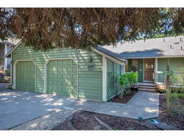 6205 SW Wilson Ave, Beaverton, OR 97008 (MLS #20642690) :: Townsend Jarvis Group Real Estate