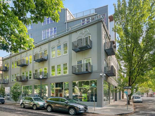 725 NW Flanders St #306, Portland, OR 97209 (MLS #20643033) :: Premiere Property Group LLC