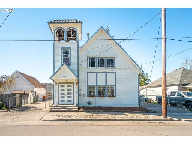 220 SW Monroe St, Sheridan, OR 97378 (MLS #20643229) :: Next Home Realty Connection