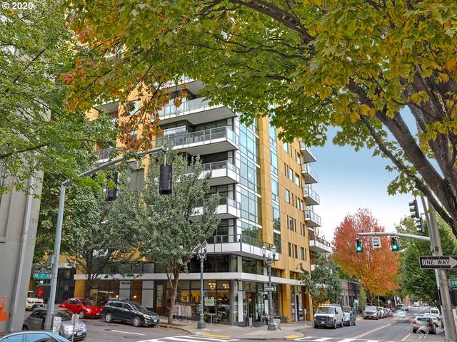 311 NW 12TH Ave #302, Portland, OR 97209 (MLS #20644218) :: Change Realty