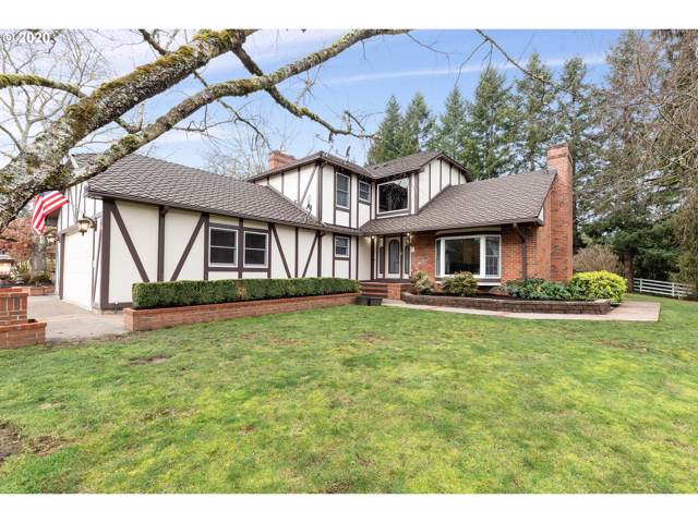 16282 S Thayer Rd, Oregon City, OR 97045 (MLS #20644250) :: Next Home Realty Connection
