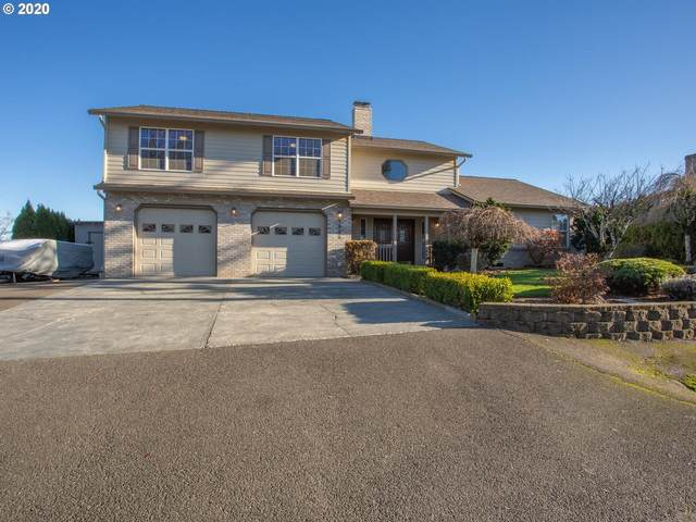 9800 SE Castle Ct, Damascus, OR 97089 (MLS #20644574) :: Next Home Realty Connection