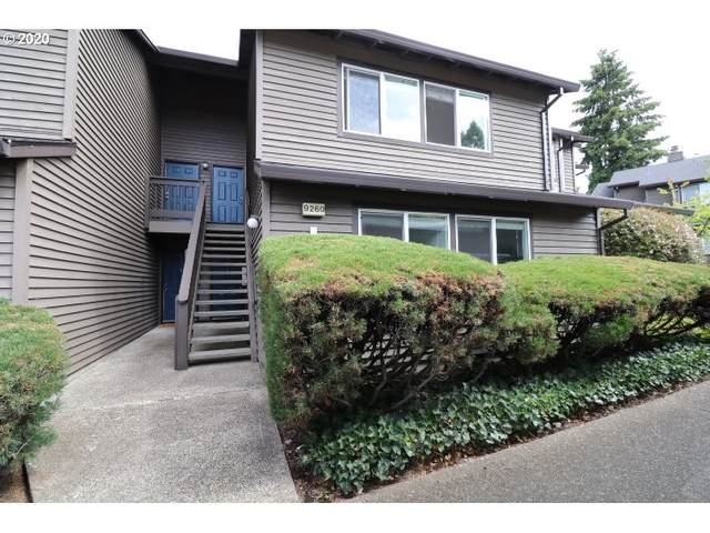 9260 SW 146TH Ter I-3, Beaverton, OR 97007 (MLS #20645047) :: Holdhusen Real Estate Group