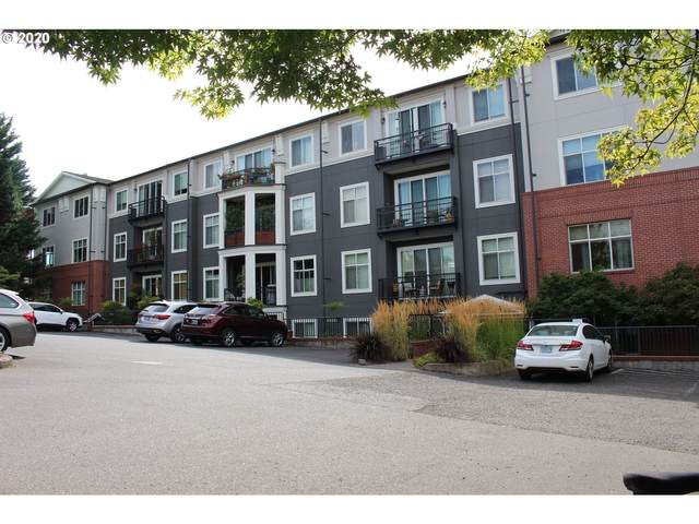 196 SE Spokane St SE #205, Portland, OR 97202 (MLS #20645624) :: Cano Real Estate