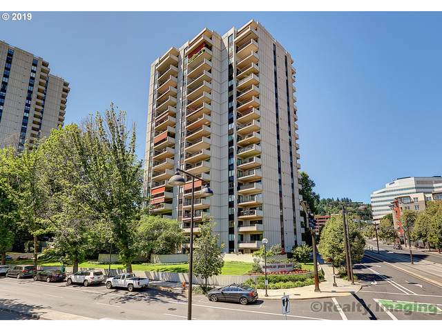 2211 SW 1ST Ave #201, Portland, OR 97201 (MLS #20645753) :: Gustavo Group