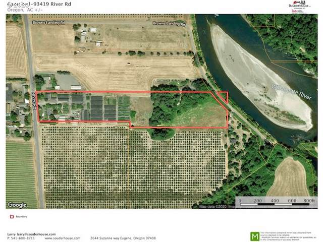 93419 River Rd, Junction City, OR 97448 (MLS #20647115) :: Song Real Estate