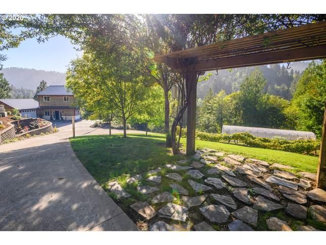 76 E Alsea Riviera Dr, Tidewater, OR 97390 (MLS #20647576) :: McKillion Real Estate Group