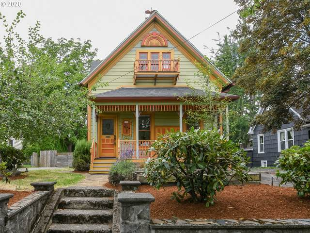 101 SE 55TH Ave, Portland, OR 97215 (MLS #20647679) :: Townsend Jarvis Group Real Estate
