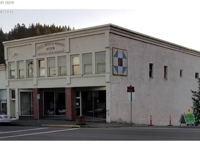 136 N Main St, Myrtle Creek, OR 97457 (MLS #20648174) :: Townsend Jarvis Group Real Estate