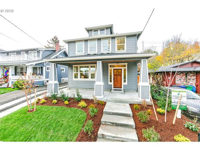 3365 SE 10TH Ave, Portland, OR 97202 (MLS #20648240) :: Townsend Jarvis Group Real Estate
