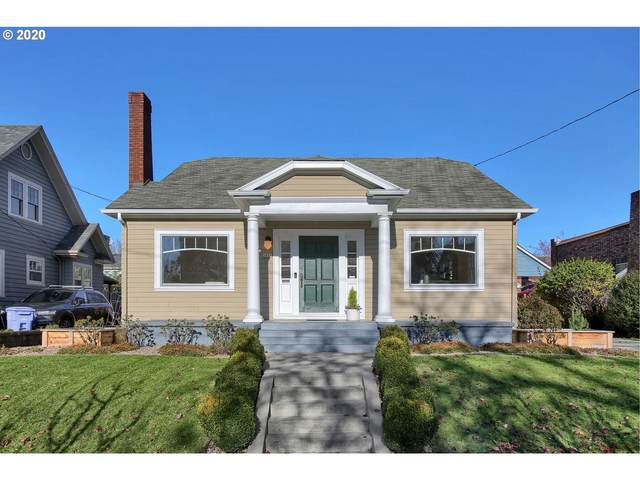 2821 NE Knott St, Portland, OR 97212 (MLS #20648350) :: Gustavo Group